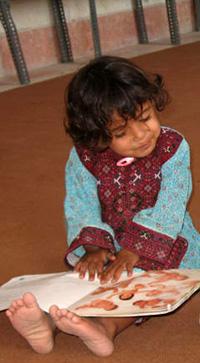 انتشارات او - اهداء کتاب به کودکان محروم