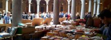 فروش کتاب دست دوم یکی از مشاغل اصلی مردم این شهر است!