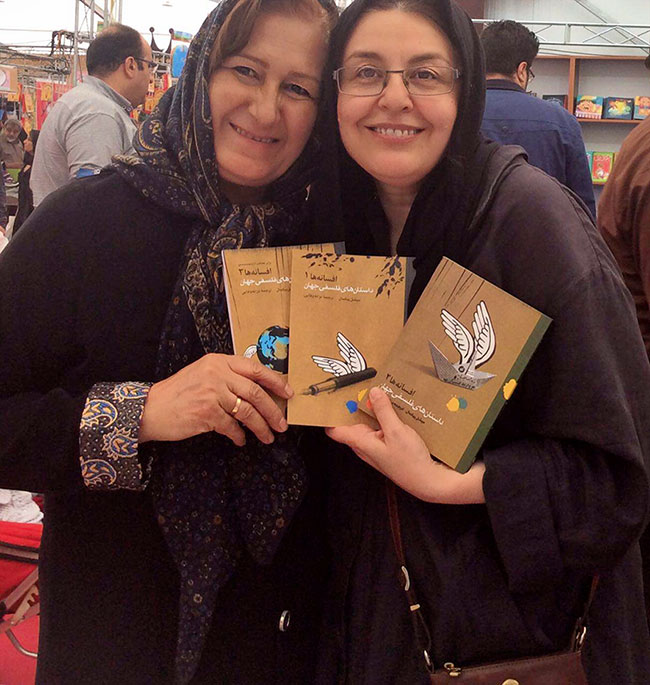انتشارات او - نمایشگاه بین المللی کتاب تهران 95- (11)