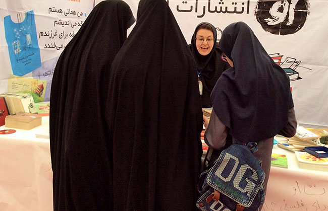 انتشارات او - نمایشگاه بین المللی کتاب تهران 95 (23)