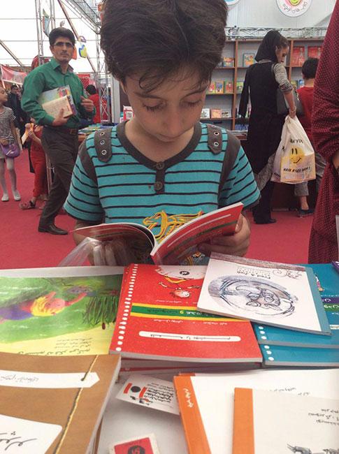 انتشارات او - نمایشگاه بین المللی کتاب تهران 95 (39)