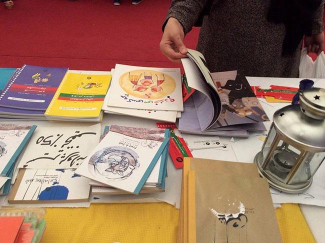 انتشارات او - نمایشگاه بین المللی کتاب تهران 95 (5)